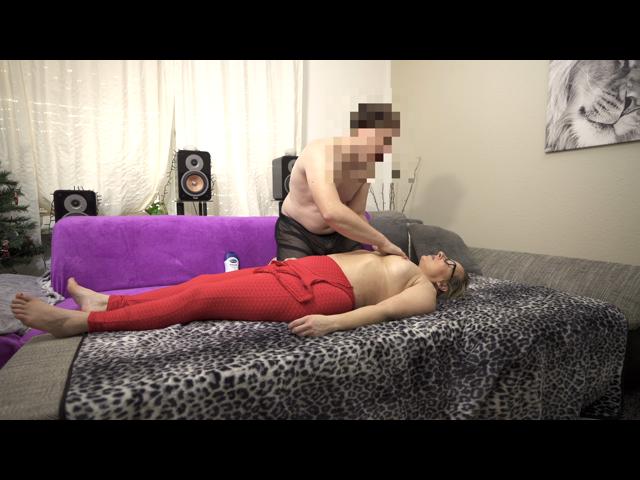 Nachbar - Body to Body Massage ... FICK!