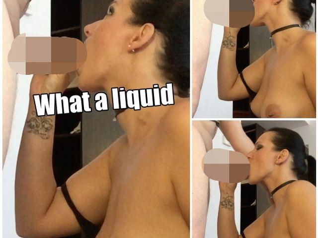 What a liquid