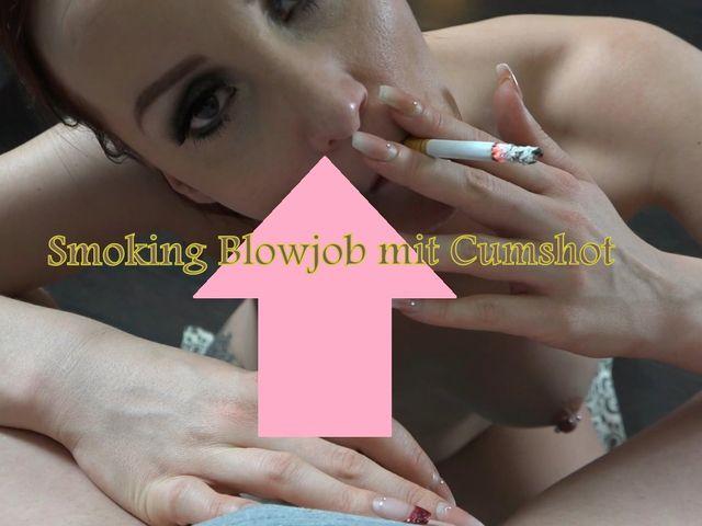 Mein erster Smoking-Blowjob