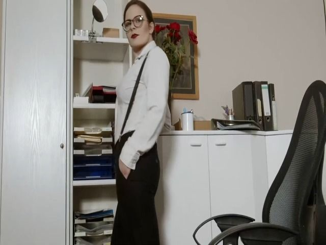 Lutsch meinen Boss Schwanz