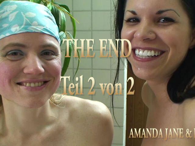 Bademeister erwischt 2 Bi-Girls in Garderobe - Teil 2 von 2