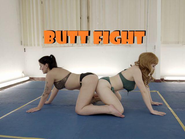 Buttfight ( Englisch)
