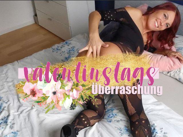 Valentinstags - DREILOCHFICK - Überraschung
