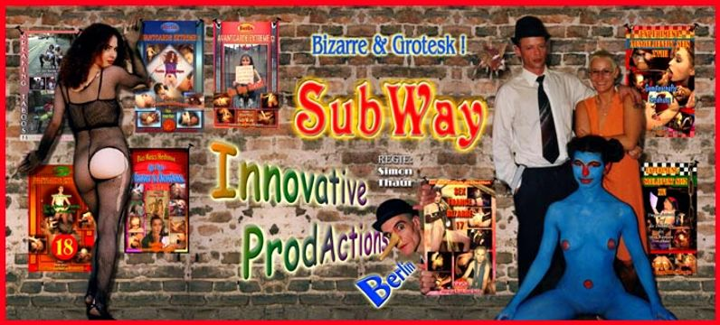 Subway - Experiment: Ausgeliefert sein! - 43