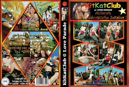 Subway - KitKatClub @ Love Parade 1999