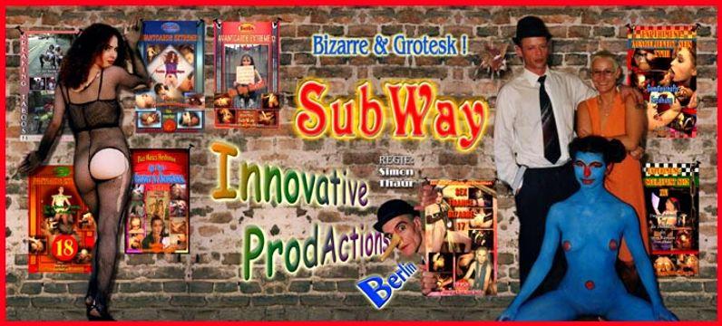Subway - Portrait Extreme 01